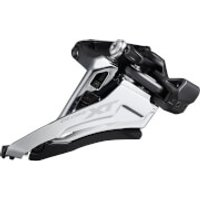 Shimano Deore XT M8100 Front Derailleur - 12 Speed - Side Swing - Front Pull - Mid-Clamp