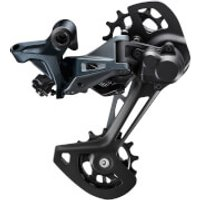 Shimano SLX M7100 Rear Derailleur For Single Ring - SGS - for Double
