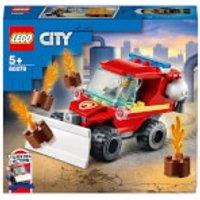 LEGO City Fire: Fire Hazard Truck (60279)