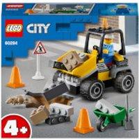 LEGO City Great Vehicles: Roadwork Truck (60284)