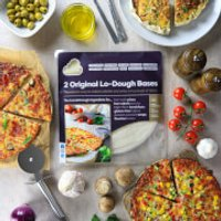 Exante Diet Lo-Dough 2 Bases