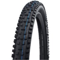 Schwalbe Nobby Nic Evo Super Ground Tubeless MTB Tyre - 26in x 2.35in - Black