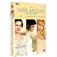 Jane Austen Box Set - Mansfield Park/Northanger Abbey/Emma