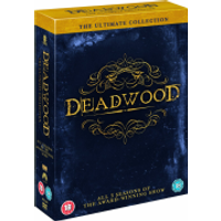 Deadwood Ultimate Collection - Seasons 1-3