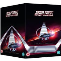 Star Trek The Next Generation Complete Re-Package