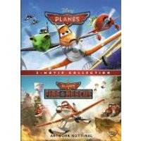 Planes/Planes 2 Box Set