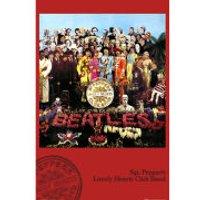 The Beatles Sgt Pepper - Maxi Poster - 61 x 91.5cm