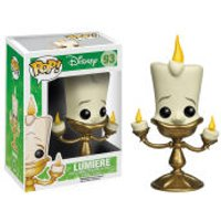 Disneys Beauty and the Beast Lumiere Pop! Vinyl Figure