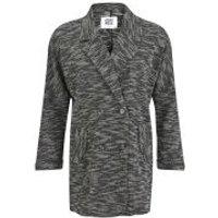 Vero Moda Womens Twist Blazer - Black - XS/UK 6 - Black