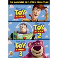 Toy Story 1, 2 and 3 Triple Pack