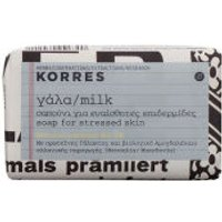KORRES Milk Soap (125g)