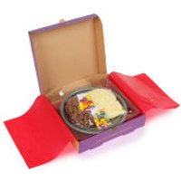 The Gourmet Chocolate Pizza Make your Own Pizza Kit - Pizza Gifts