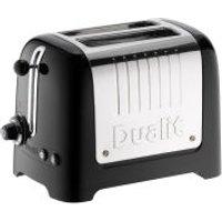 Dualit 26205 2 Slot Lite Toaster   Black