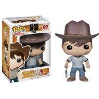 The Walking Dead Carl Grimes Pop! Vinyl Figure - The Walking Dead Gifts