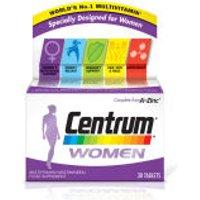Centrum Women Multivitamin Tablets - (30 Tablets)