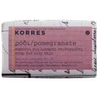 KORRES Pomegranate Soap (125g)