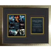 Harry Potter Collection - High End Framed Photo - 16   x 20 - Harry Potter Gifts