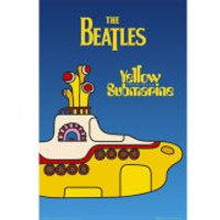 The Beatles Yellow Submarine Cover - Maxi Poster - 61 x 91.5cm