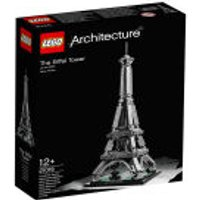 LEGO Architecture: The Eiffel Tower (21019) - Architecture Gifts