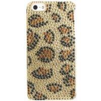 Cygnett Glamour Mobile Case for iPhone 5 - Leopard