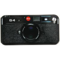 G4 Camera Styled Cover for iPhone 4 - Gadgets Gifts
