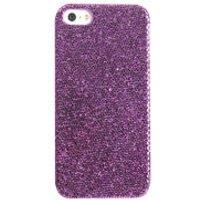 Cygnett Glamour Case for iPhone 5 - Purple Bling