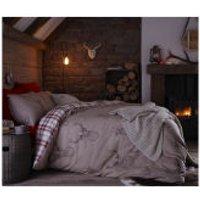 Catherine Lansfield Stag Bedding Set - Multi - King - Multi