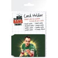 The Big Bang Theory Bazinga - Card Holder