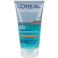LOreal Paris Men Expert Pure & Matte Deep Exfoliating Wash (150ml)