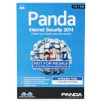 Panda Internet Security Download Card