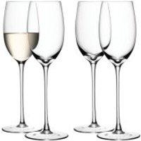 LSA Wine White Wine Glass - Clear (340ml)