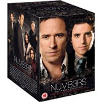 Numbers - Complete Box Set