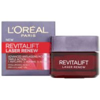 LOreal Paris Dermo Expertise Revitalift Laser Renew Advanced Anti-Aging Moisturiser - Triple Action (50ml)