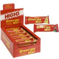 High5 Energy Bar - Box of 25 - 25Bars - Box - Wildberry