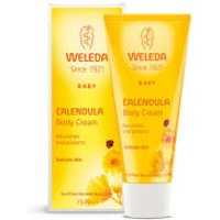 Weleda Baby Calendula Moisturising Body Cream (75ml)