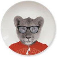 Wild Dining Lion Cub - Ceramic Side Plate