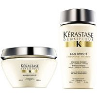 Kerastase Densifique Bain Densite (250ml) and Masque Densite (200ml)
