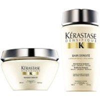 Kerastase Densifique Bain Densite (250ml) and Masque Densite (200ml)