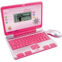 Vtech Challenger Laptop - Pink - Laptop Gifts