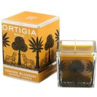 Ortigia Orange Blossom Square Candle