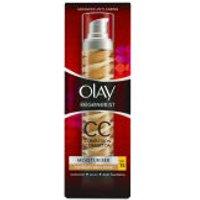 Olay Regenerist Moisturiser CC Cream SPF15 - Medium (50ml)