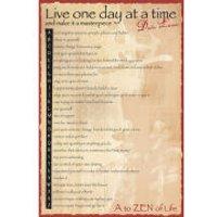 Dalai Lama A to Zen - Maxi Poster - 61 x 91.5cm