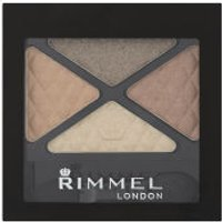 Rimmel Glam Eyes Quad Eyeshadow - Sun Safari