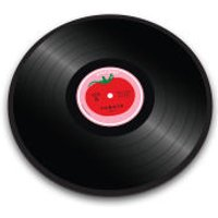 Joseph Joseph Worktop Saver Chopping Board - Tomato Vinyl