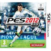 PES 2012 3D: Pro Evolution Soccer
