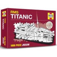 Titanic Haynes Edition Jigsaw - Titanic Gifts