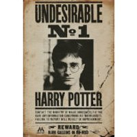 Harry Potter Undesirable No 1 - Maxi Poster - 61 x 91.5cm - Harry Potter Gifts