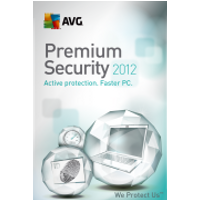 AVG: Premium Security 2012