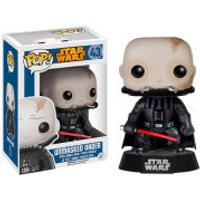 Star Wars Darth Vader Unmasked Pop! Vinyl Bobble head Figure