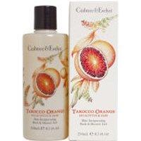 Crabtree & Evelyn Tarocco Orange, Eucalyptus & Sage Bath & Shower Gel (250ml)